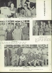 Page 13, 1957 Edition, Warsaw High School - Blast Yearbook (Warsaw, NY) online yearbook collection