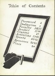 Page 7, 1957 Edition, Warsaw High School - Blast Yearbook (Warsaw, NY) online yearbook collection