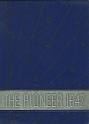 1947 Edition, Greenville Central High School - Pioneer Yearbook (Greenville, NY)