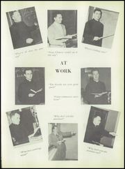 Page 11, 1951 Edition, Blessed Sacrament High School - Maple Leaves Yearbook (New Rochelle, NY) online yearbook collection