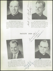 Page 12, 1951 Edition, Blessed Sacrament High School - Maple Leaves Yearbook (New Rochelle, NY) online yearbook collection