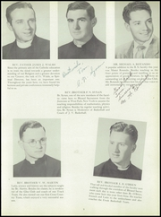 Page 13, 1951 Edition, Blessed Sacrament High School - Maple Leaves Yearbook (New Rochelle, NY) online yearbook collection