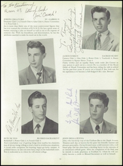 Page 17, 1951 Edition, Blessed Sacrament High School - Maple Leaves Yearbook (New Rochelle, NY) online yearbook collection