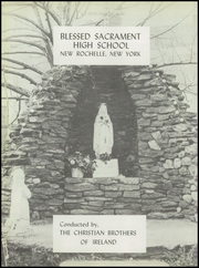 Page 6, 1951 Edition, Blessed Sacrament High School - Maple Leaves Yearbook (New Rochelle, NY) online yearbook collection