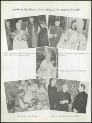 Page 8, 1951 Edition, Blessed Sacrament High School - Maple Leaves Yearbook (New Rochelle, NY) online yearbook collection