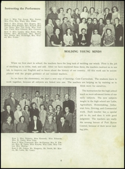 Page 15, 1952 Edition, Port Byron Central High School - Panther Yearbook (Port Byron, NY) online yearbook collection