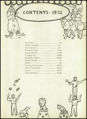 Page 9, 1952 Edition, Port Byron Central High School - Panther Yearbook (Port Byron, NY) online yearbook collection