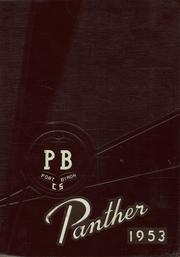 Page 1, 1953 Edition, Port Byron Central High School - Panther Yearbook (Port Byron, NY) online yearbook collection