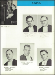 Page 17, 1959 Edition, St Peters Boys High School - Aquilan Yearbook (Staten Island, NY) online yearbook collection