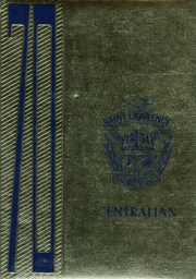 1954 Edition, St Lawrence Central High School - Centralian Yearbook (Brasher Falls, NY)
