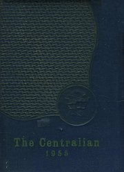 1955 Edition, St Lawrence Central High School - Centralian Yearbook (Brasher Falls, NY)