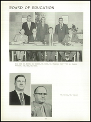 Page 12, 1959 Edition, St Lawrence Central High School - Centralian Yearbook (Brasher Falls, NY) online yearbook collection
