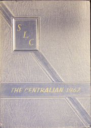 1967 Edition, St Lawrence Central High School - Centralian Yearbook (Brasher Falls, NY)