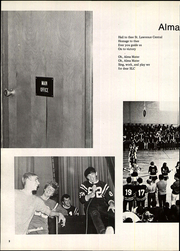 Page 6, 1971 Edition, St Lawrence Central High School - Centralian Yearbook (Brasher Falls, NY) online yearbook collection