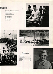 Page 7, 1971 Edition, St Lawrence Central High School - Centralian Yearbook (Brasher Falls, NY) online yearbook collection