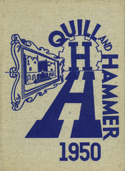 1950 Edition, Haaren High School - Quill and Hammer Yearbook (New York, NY)