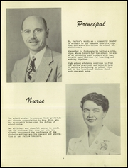 Page 11, 1948 Edition, Alexander High School - Record Yearbook (Alexander, NY) online yearbook collection