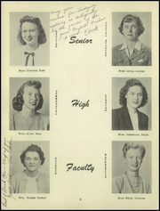 Page 12, 1948 Edition, Alexander High School - Record Yearbook (Alexander, NY) online yearbook collection