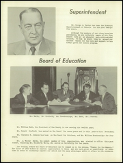 Page 12, 1955 Edition, Alexander High School - Record Yearbook (Alexander, NY) online yearbook collection