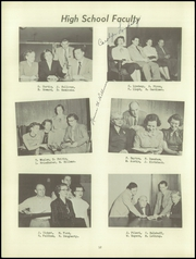 Page 16, 1955 Edition, Alexander High School - Record Yearbook (Alexander, NY) online yearbook collection