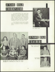 Page 17, 1958 Edition, Alexander High School - Record Yearbook (Alexander, NY) online yearbook collection