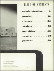 Page 7, 1958 Edition, Alexander High School - Record Yearbook (Alexander, NY) online yearbook collection