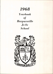 Page 5, 1968 Edition, Harpursville High School - Yearbook (Harpursville, NY) online yearbook collection