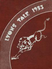 1953 Edition, Lyons High School - Lyons Tale Yearbook (Lyons, NY)
