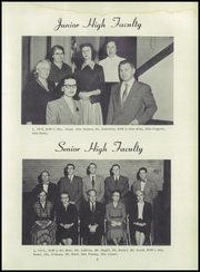 Page 11, 1953 Edition, Lyons High School - Lyons Tale Yearbook (Lyons, NY) online yearbook collection