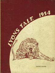1954 Edition, Lyons High School - Lyons Tale Yearbook (Lyons, NY)