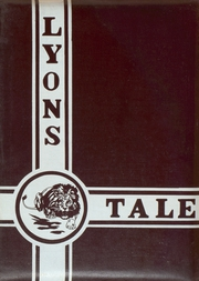 1955 Edition, Lyons High School - Lyons Tale Yearbook (Lyons, NY)
