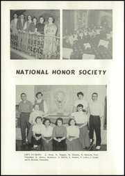 Page 12, 1955 Edition, Lyons High School - Lyons Tale Yearbook (Lyons, NY) online yearbook collection