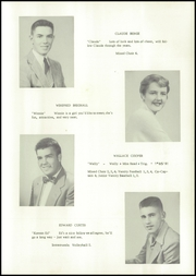 Page 17, 1955 Edition, Lyons High School - Lyons Tale Yearbook (Lyons, NY) online yearbook collection