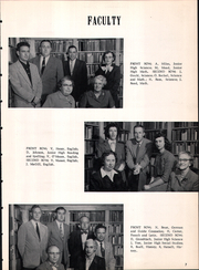Page 11, 1956 Edition, Lyons High School - Lyons Tale Yearbook (Lyons, NY) online yearbook collection
