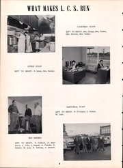 Page 12, 1956 Edition, Lyons High School - Lyons Tale Yearbook (Lyons, NY) online yearbook collection