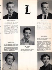 Page 17, 1956 Edition, Lyons High School - Lyons Tale Yearbook (Lyons, NY) online yearbook collection