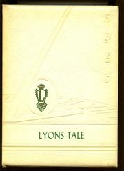 1960 Edition, Lyons High School - Lyons Tale Yearbook (Lyons, NY)