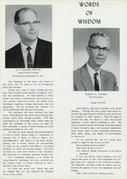 Page 12, 1961 Edition, Lyons High School - Lyons Tale Yearbook (Lyons, NY) online yearbook collection