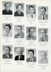 Page 16, 1961 Edition, Lyons High School - Lyons Tale Yearbook (Lyons, NY) online yearbook collection