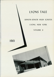 Page 5, 1961 Edition, Lyons High School - Lyons Tale Yearbook (Lyons, NY) online yearbook collection
