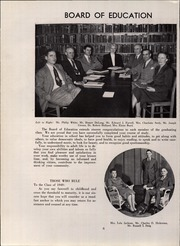 Page 10, 1949 Edition, Dickerson High School - Tru Ce Yearbook (Trumansburg, NY) online yearbook collection