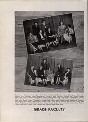 Page 12, 1949 Edition, Dickerson High School - Tru Ce Yearbook (Trumansburg, NY) online yearbook collection