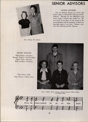 Page 14, 1949 Edition, Dickerson High School - Tru Ce Yearbook (Trumansburg, NY) online yearbook collection