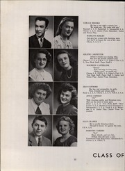 Page 16, 1949 Edition, Dickerson High School - Tru Ce Yearbook (Trumansburg, NY) online yearbook collection