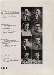 Page 17, 1949 Edition, Dickerson High School - Tru Ce Yearbook (Trumansburg, NY) online yearbook collection