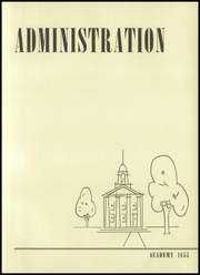 Page 11, 1950 Edition, Dickerson High School - Tru Ce Yearbook (Trumansburg, NY) online yearbook collection