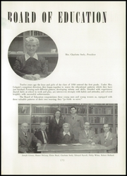 Page 13, 1950 Edition, Dickerson High School - Tru Ce Yearbook (Trumansburg, NY) online yearbook collection