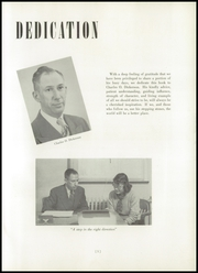 Page 9, 1950 Edition, Dickerson High School - Tru Ce Yearbook (Trumansburg, NY) online yearbook collection