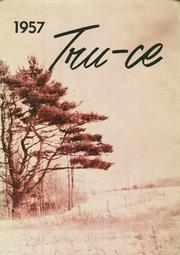 Page 1, 1957 Edition, Dickerson High School - Tru Ce Yearbook (Trumansburg, NY) online yearbook collection