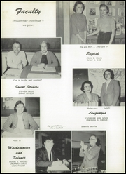 Page 12, 1957 Edition, Dickerson High School - Tru Ce Yearbook (Trumansburg, NY) online yearbook collection